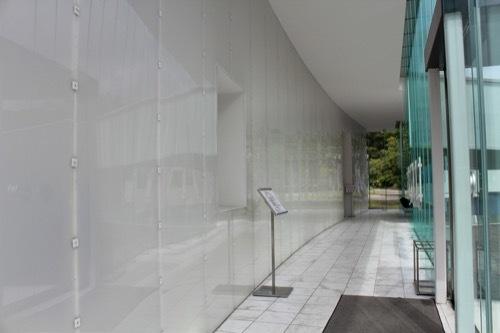 0285:熊野古道なかへち美術館 廊下①