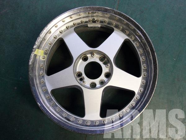 VeilSide Wheel アンドリューレーシングV