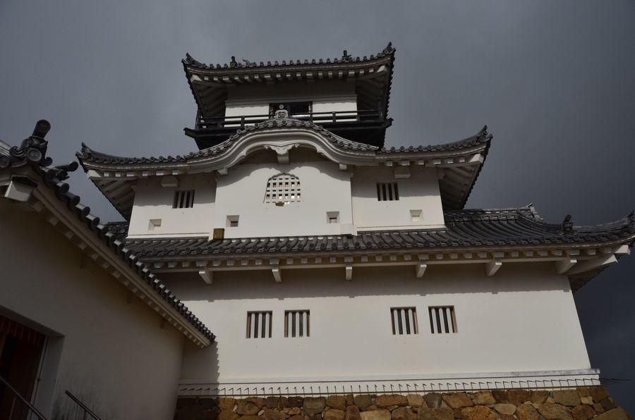 掛川城 天守-6