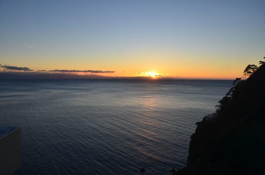 焼津の朝陽-3