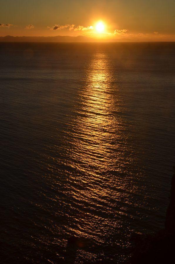 焼津の朝陽-4