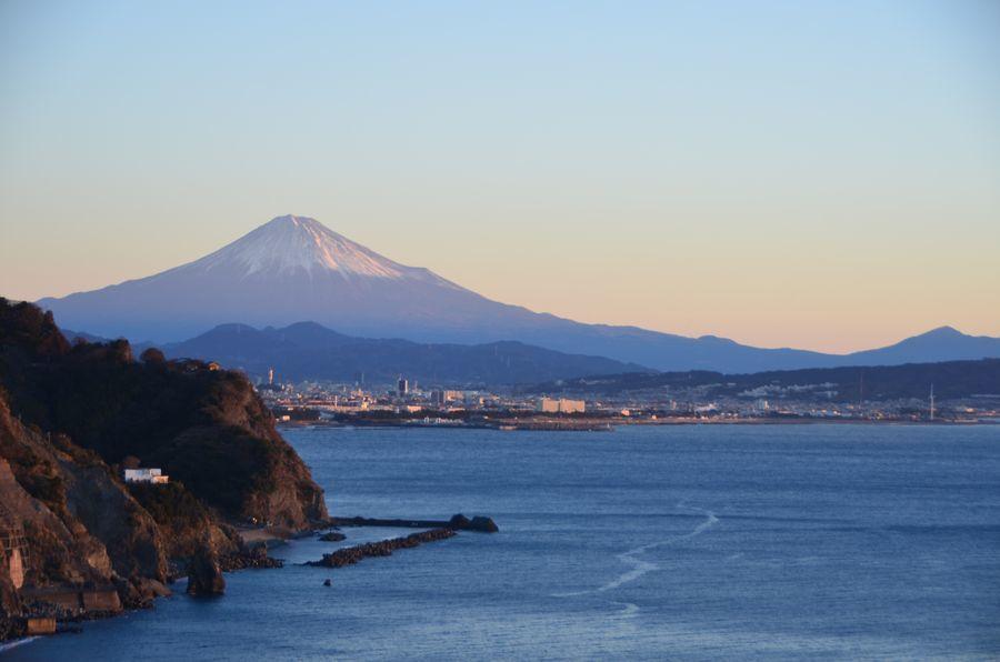 焼津の朝陽-5