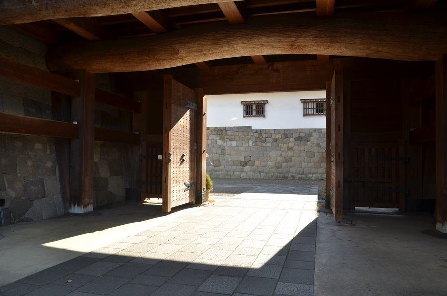 駿府城 櫓-8