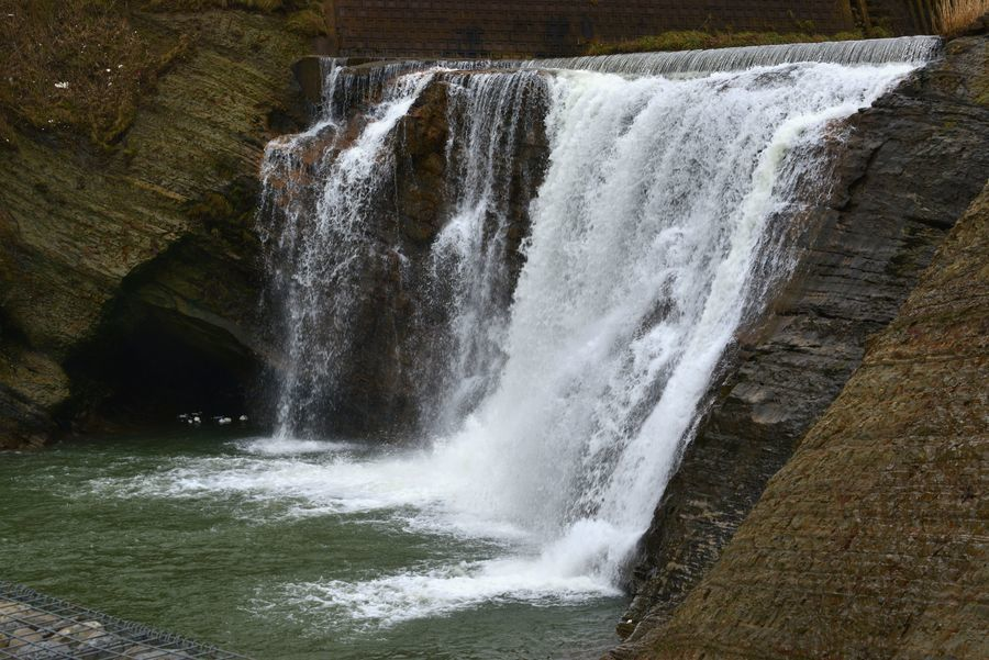 落水の滝-1