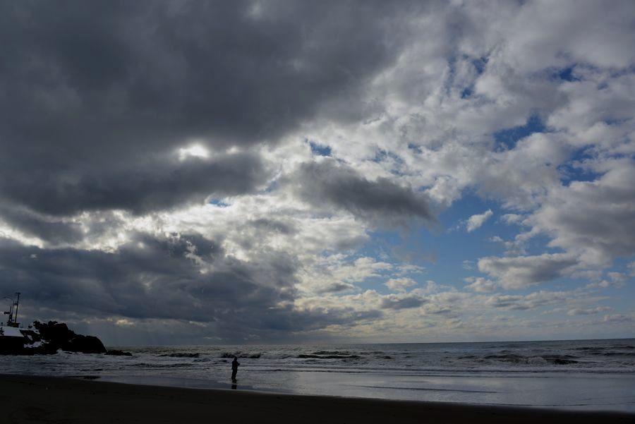 海岸に射す光-7