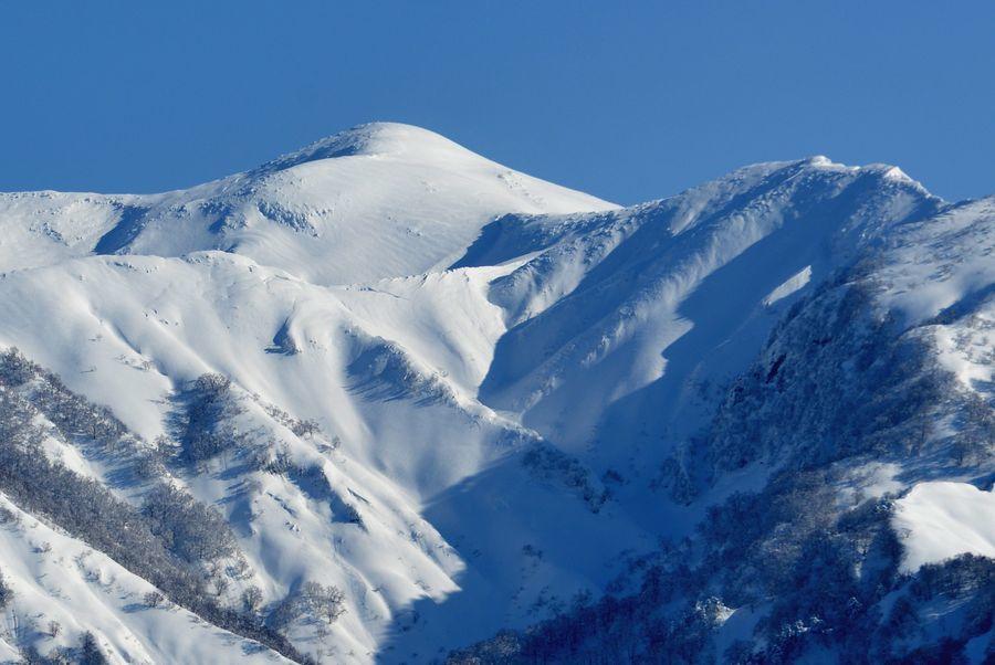 冬の粟ヶ岳-6