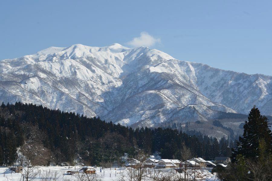 冬の粟ヶ岳-8