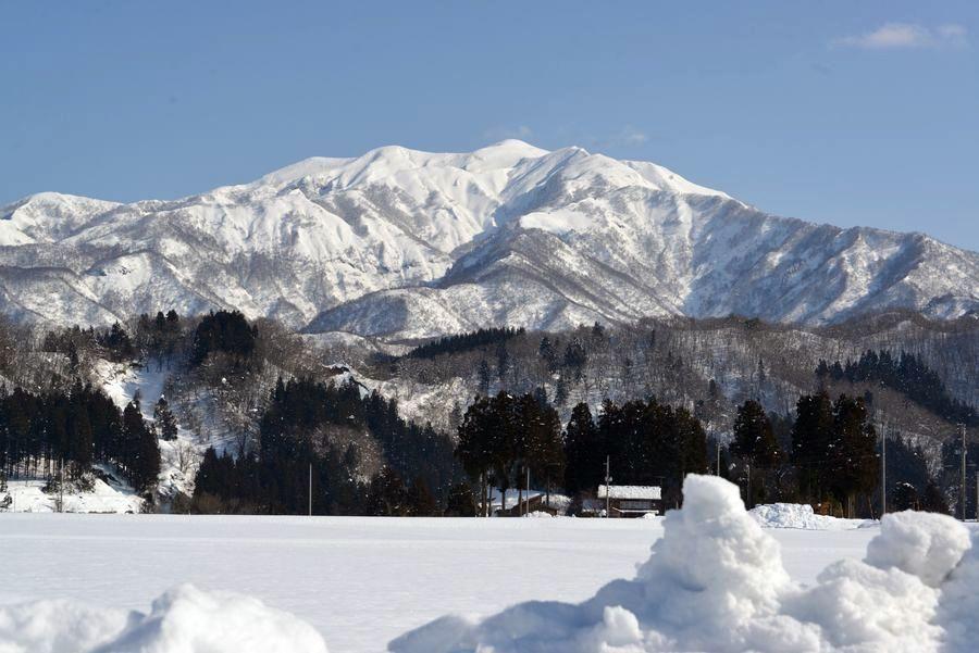 冬の粟ヶ岳-9