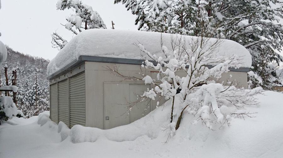 雪降ろし-1