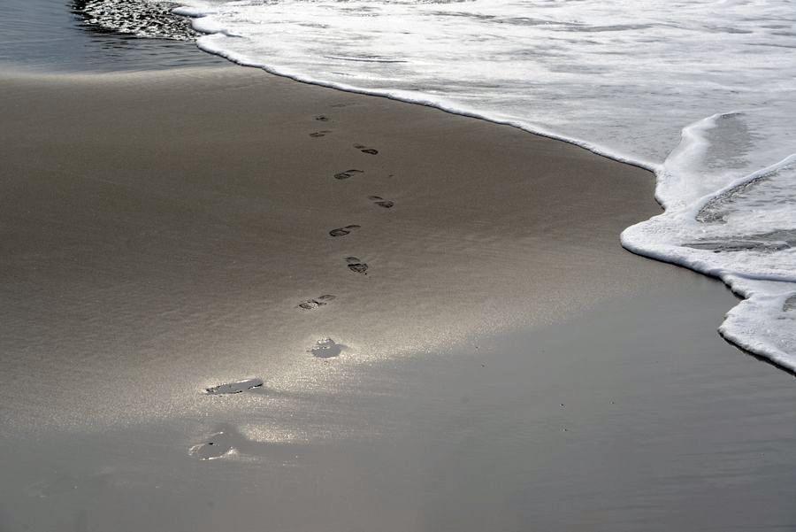 砂浜に-2