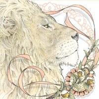 草乃さんライオン