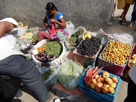 野菜売りー1