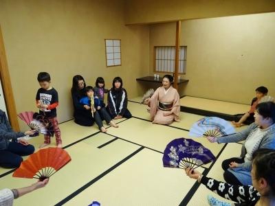 古武術×日本舞踊のコラボ講座第1回①_福島ありがとうプロジェクト