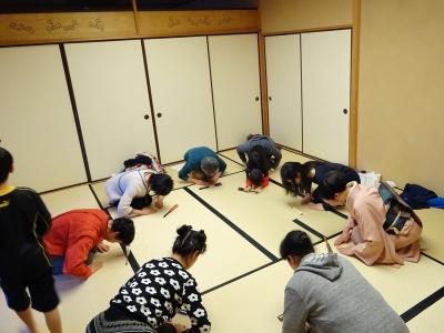 古武術×日本舞踊のコラボ講座第1回⑤_福島ありがとうプロジェクト