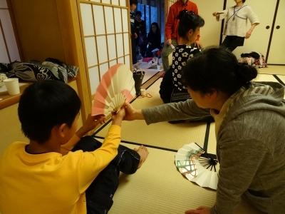 古武術×日本舞踊のコラボ講座第1回⑥_福島ありがとうプロジェクト