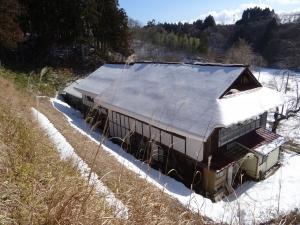 福島県石川町にある農園カフェ_やいこばあちゃん家にて餅つき&自然派味噌の仕込み体験n