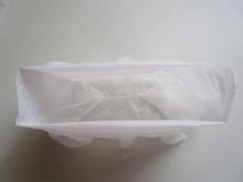 ダイソー 生ゴミ入れ小さなビニール袋 スーパーさんのお買い物袋ss (5)
