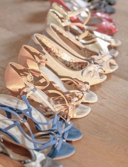 玄関 並んだ靴