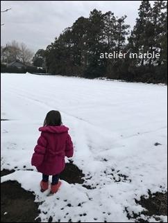 2018 初雪
