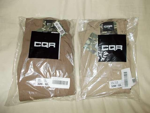 CQR メンズ 作業着 タクティカルパンツ ロングパンツ カーゴパンツ TLP104-CYT(コヨーテブラウン)(画像左側)と CQR メンズ 作業着 タクティカルパンツ ロングパンツ カーゴパンツ TLP104-KHK(カーキ)(画像右側) 購入