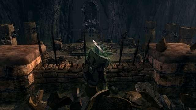 PC版 DARK SOULS で DSfix を使ってプレイ中に保存したスクリーンショットを公開します センの古城編