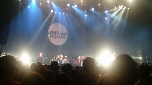 20180127 JAM Projectオフィシャルファンアプリ会員限定ライブ「JAM Project Motto! Motto!!App ファンライブvol1」 (4)