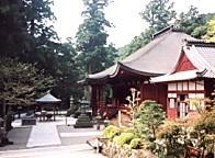 朝熊山金剛証寺本堂