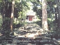 庫藏寺山門