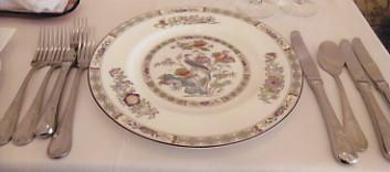 エピファニーウエッジウッド飾皿
