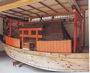 補陀洛山寺渡海船