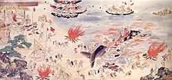 熊野浦捕鯨圖