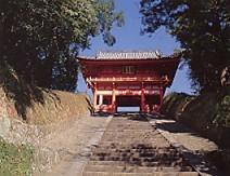 道成寺山門