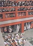 淡島神社雛人形
