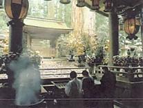 高野山奥の院燈籠堂御廟