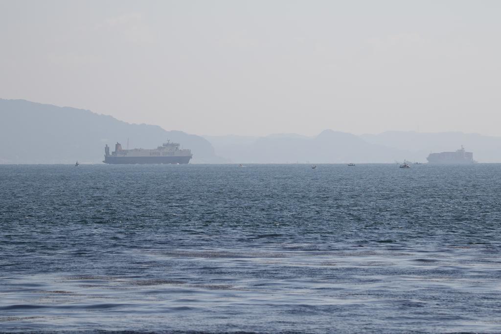 今度はあの船舶との交差が_2