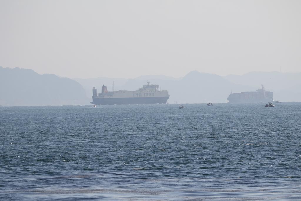 今度はあの船舶との交差が_3