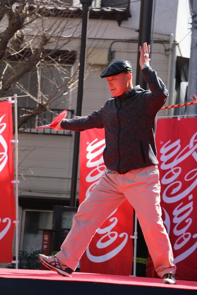 リハーサル…京劇の剣舞_4