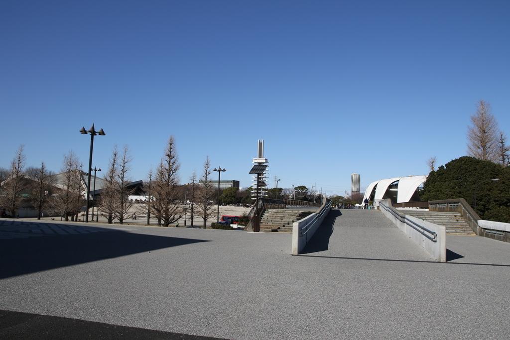 旧来のオリンピック施設_1