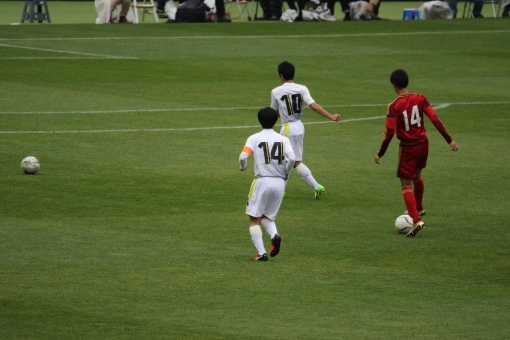 試合開始前の短いUP_4