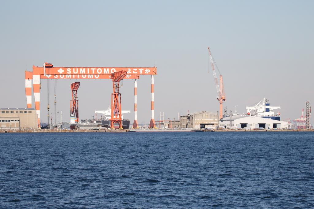 住友重機械マリンエンジニアリング株式会社横須賀造船所_2