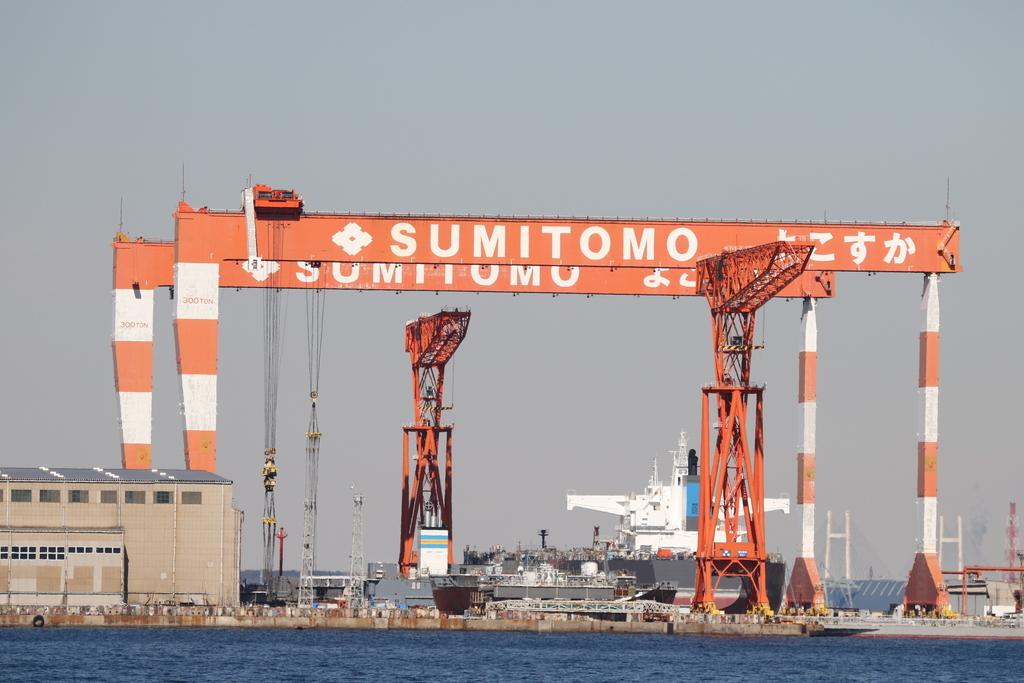住友重機械マリンエンジニアリング株式会社横須賀造船所_4