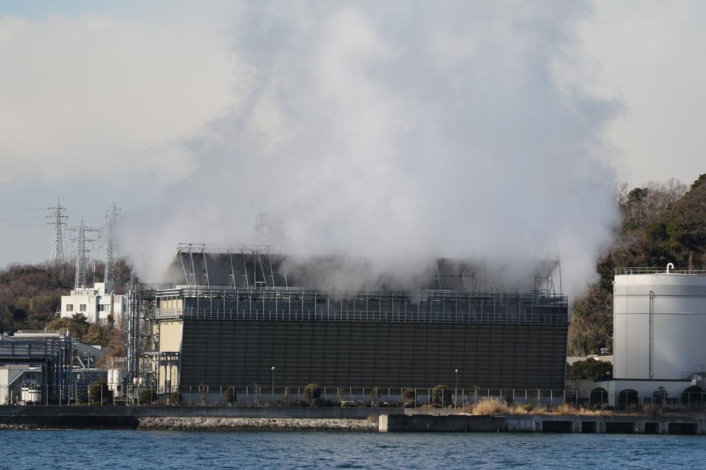 東京ガスの発電所_1
