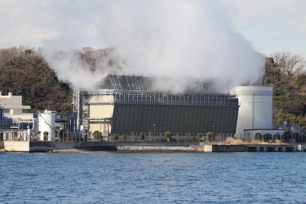 東京ガスの発電所_2