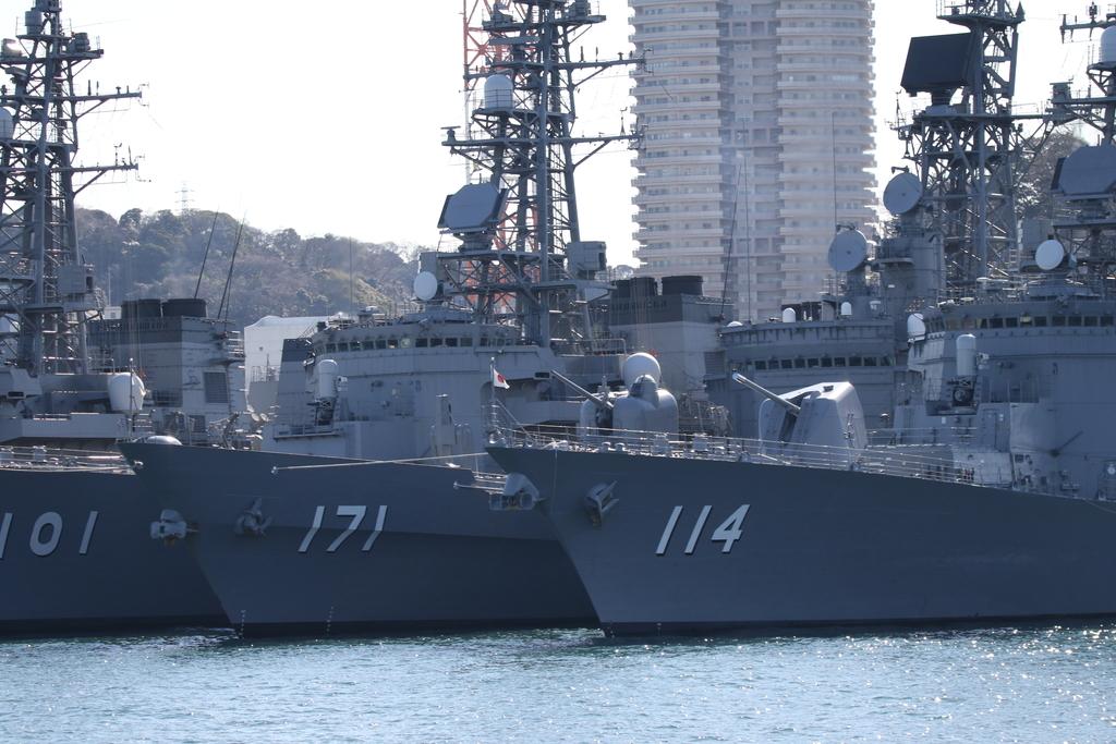 全部で10艦が揃った光景_24