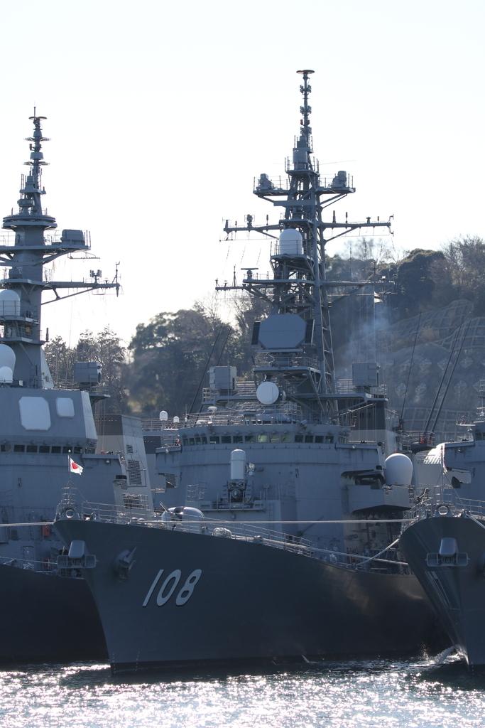 全部で10艦が揃った光景_34