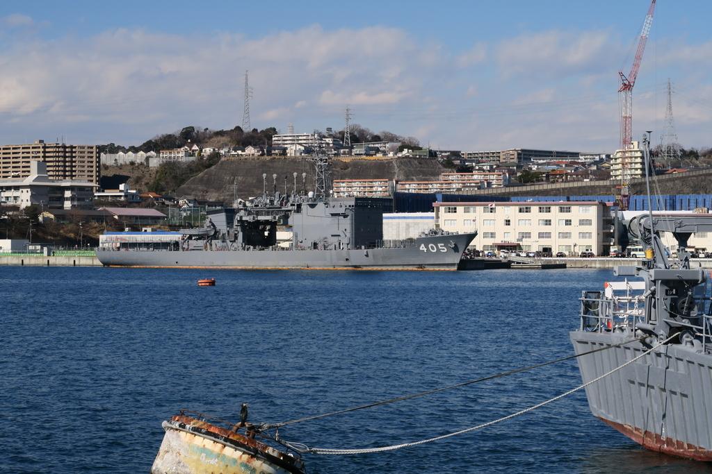 405は、潜水艦救難母艦『とよだ』_2