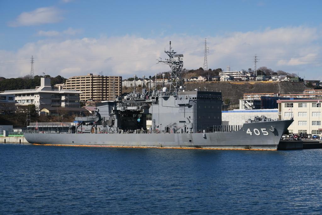 405は、潜水艦救難母艦『とよだ』_3