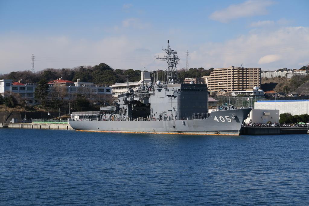 405は、潜水艦救難母艦『とよだ』_4