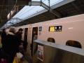 180108新幹線で名古屋へ