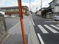 180120坂を上ってJR藤森駅へ